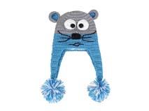 凯维帽业-小老鼠儿童风雪帽