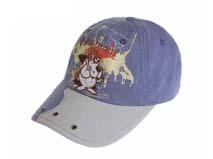 凯维帽业-2015新款儿童卡通动物棒球帽定做
