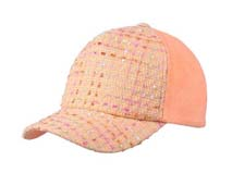 凯维帽业-麻棉时装棒球帽订做RM142