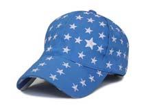 凯维帽业-儿童星星棒球帽定做RM160