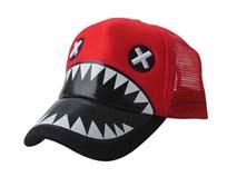 凯维帽业-儿童印花五页帽订做RM161
