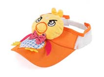 凯维帽业-小鸡儿童空顶帽定做RM162