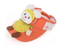 凯维帽业-儿童小蜜蜂空顶帽定做RM165
