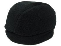 凯维帽业-冬季纯棉加厚防风头盔帽 TD010