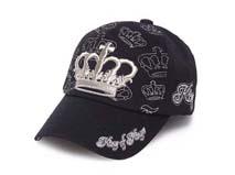 凯维帽业-儿童皇冠棒球帽定做RM171