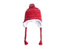 凯维帽业-红色儿童风雪帽RM163