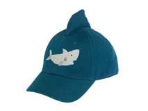 黑白视频体育直播-儿童鲨鱼棒球帽定做RM177