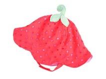 凯维帽业-女童草莓可爱小边帽 RM192