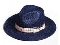 凯维帽业-美国伦敦风格皮带蝴蝶结样式新款CZ145