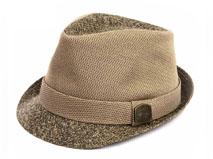 凯维帽业-简约时尚男士定型礼帽