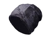 黑白视频体育直播-男士复古印花秋冬保暖套头帽