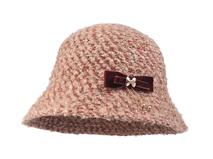 凯维帽业-女士蝴蝶结简约时装帽