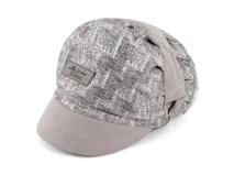 凯维帽业-2015新款韩版拼色时装帽