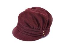 凯维帽业-时尚潮流韩版 淑女时装帽