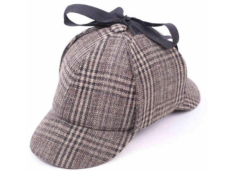 凯维帽业-2015新款蝴蝶结船长帽