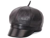 凯维帽业-秋冬新款 男女款简约时装帽