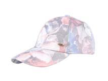凯维帽业-春夏新款炫彩树叶印花六页时装棒球帽BM183