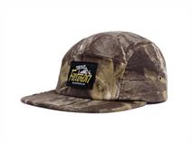 凯维帽业-贴牌绣花 迷彩色户外运动平板帽 PM216