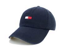 凯维帽业-简约纯色绣花六页棒球帽BM201