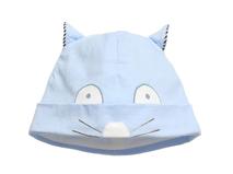 凯维帽业-小清新款可爱狐狸儿童 婴儿套头帽AM052