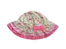凯维帽业-婴儿碎花可爱小边帽AM054