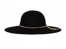 黑白视频体育直播-韩版新款简约女装羊毛帽子 SW033