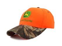 凯维帽业-迷彩帽舌拼接绣花遮阳棒球帽BM218
