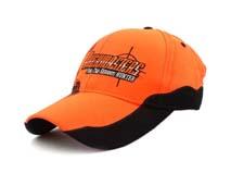 凯维帽业-撞色拼接印花六页帽 BM220