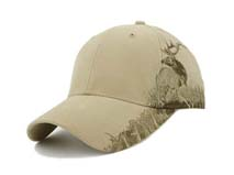 凯维帽业-纯色高端六页棒球帽 BM221