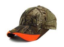 凯维帽业-新款拼色驳接帽舌春夏遮阳迷彩战术帽BM230