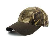 凯维帽业-撞色拼接迷彩棒球帽外贸ODM出口贴牌订做 BM234