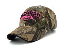 凯维帽业-新款森林迷彩棒球帽 BM237