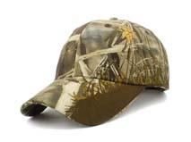 凯维帽业-新款森林迷彩棒球帽 战术帽 BM241