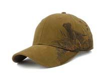 凯维帽业-高端六页刺绣绣花棒球帽 BM242