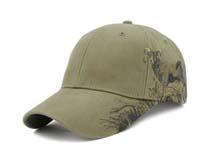 凯维帽业-小羊草原刺绣绣花遮阳棒球帽BM243
