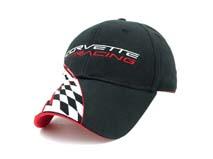 凯维帽业-黑色菱格绣花棒球帽订制定做 BM256