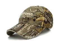 凯维帽业-3D绣花森林迷彩六页战术帽BM261