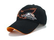 凯维帽业-OEM贴牌生产定做绣花遮阳棒球帽BM268