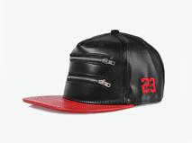 凯维帽业-韩版新款拉链嘻哈街舞帽PP159