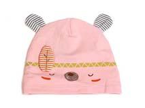 凯维帽业-全棉卡通儿童套头帽定做RM188