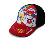 凯维帽业-儿童哆啦A梦可爱棒球网帽定做RM212