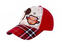 凯维帽业-儿童长额米老鼠五页棒球帽定做RM213