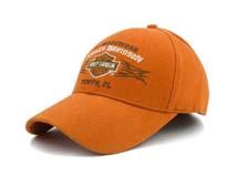 凯维帽业--纯色绣花棒球帽 六页帽BM270