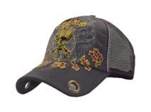 凯维帽业-韩版时尚潮流棒球帽订制加工BM277