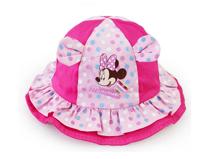 凯维帽业-儿童折边米老鼠遮阳帽RM220