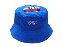 凯维帽业-火车蓝色户外遮阳渔夫边帽RM252