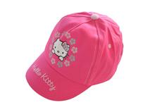 凯维帽业-hello Kitty印花 绣花可爱棒球帽定制RM256