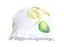 凯维帽业-小清新款儿童荷叶边户外遮阳渔夫RM308