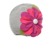 黑白视频体育直播-儿童秋冬保暖针织套头帽RM323