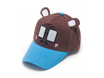 凯维帽业-可爱五页棒球帽生产定制 RM369